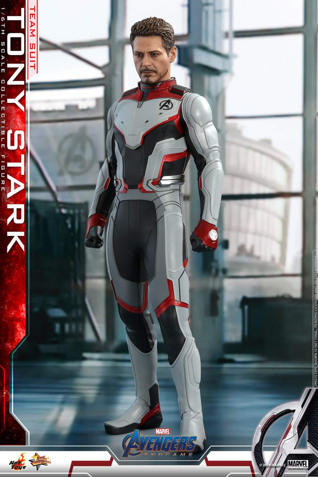 Tony Stark (Team Suit)