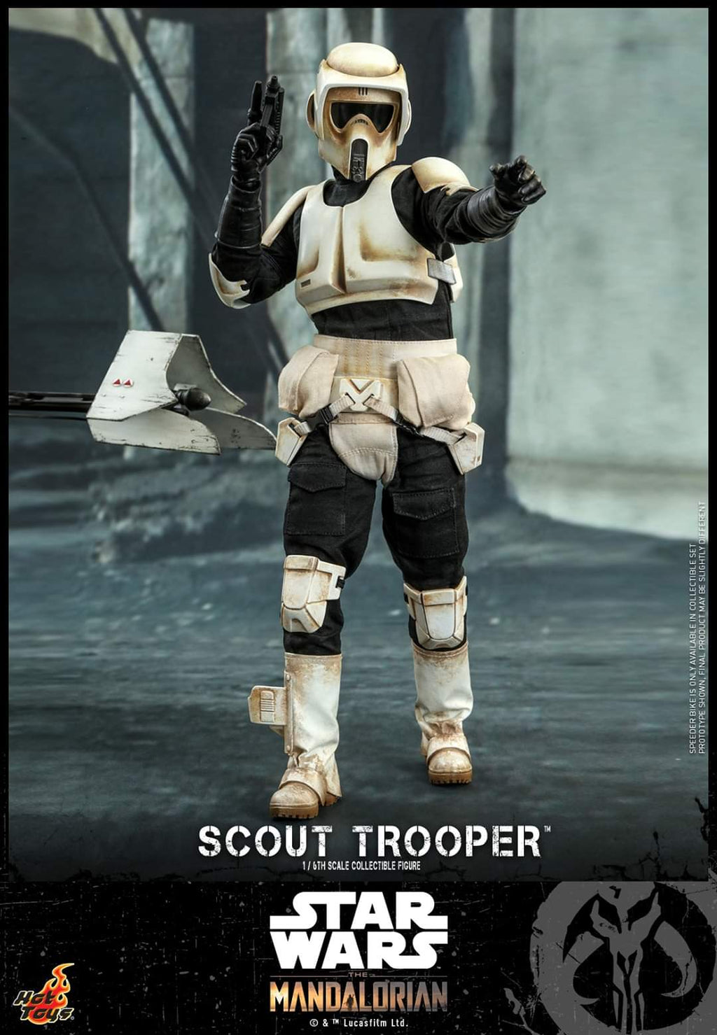 The Mandalorian: Scout Trooper