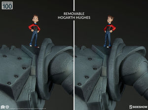 Iron Giant Maquette (Cel-Shaded Variant)