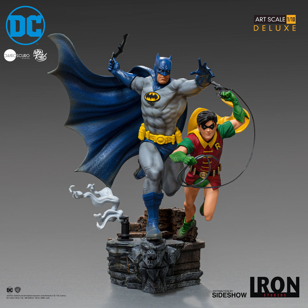 Batman and Robin (Deluxe)