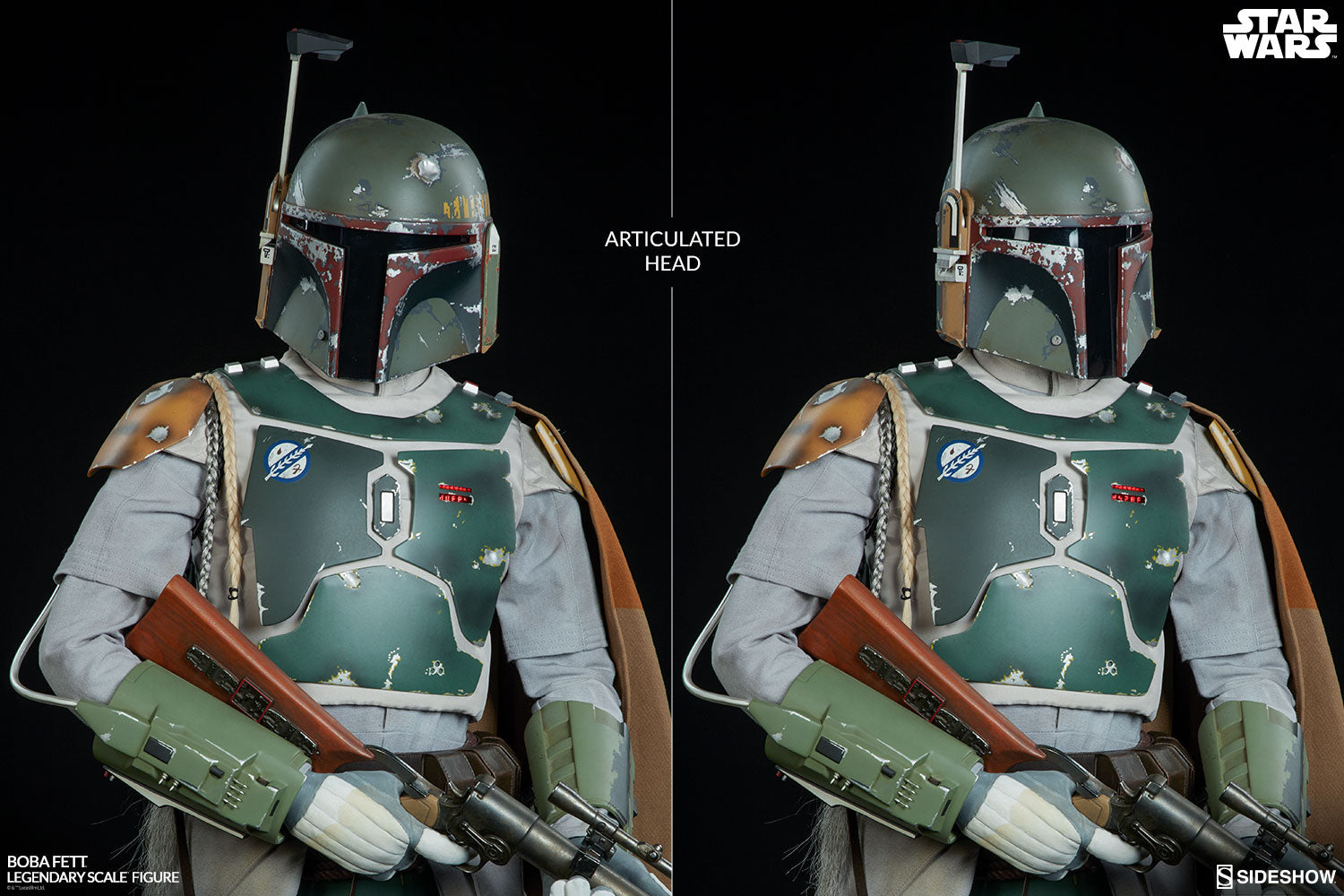 Boba Fett Legendary Scale Figure