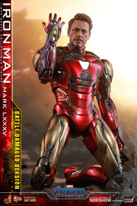 "Iron Man Mark LXXXV ""85"" (Battle-Damaged)"