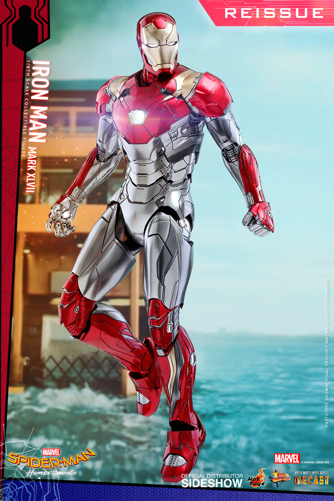 Iron Man Mark XLVII (47)