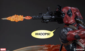 Deadpool Heat-Seeker