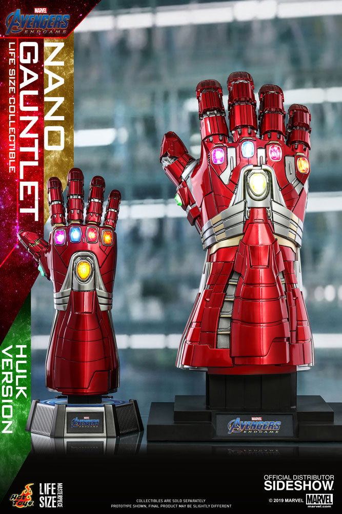Nano Gauntlet (Hulk Version)