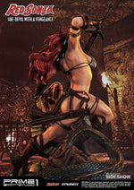 Red Sonja: She-Devil With A Vengeance
