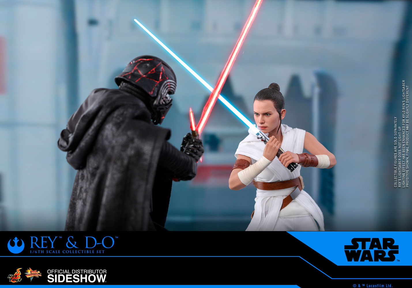 Rey and D-O