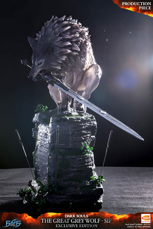 The Great Grey Wolf, Sif Exclusive First 4 Figures