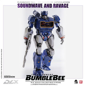 Soundwave & Ravage