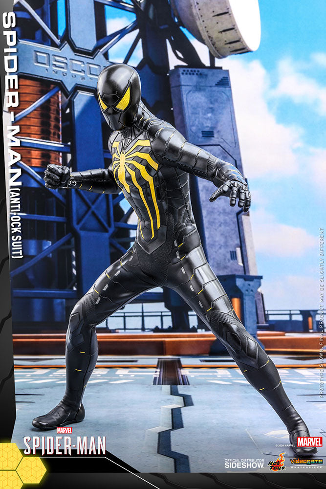 Spider-Man (Anti-Ock Suit)