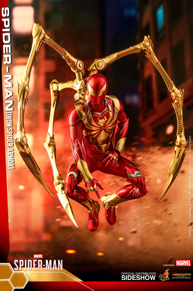 Spider-Man (Iron Spider Armor)