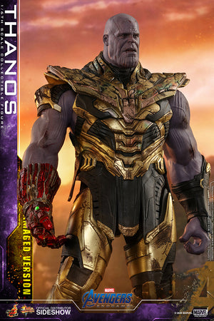 Thanos Endgame (Battle Damaged)