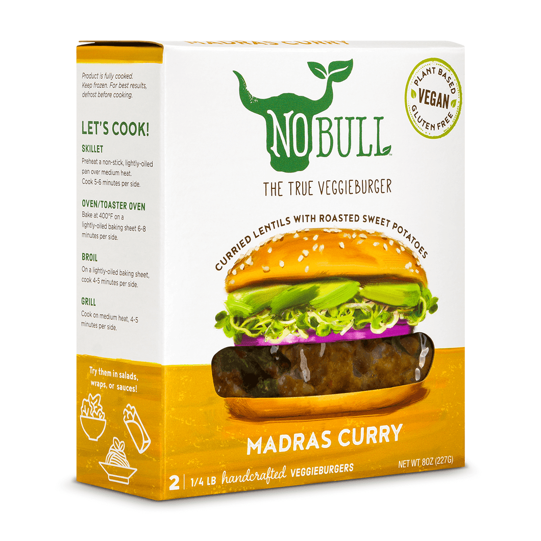 NoBull Madras Curry