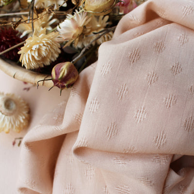 Diamond Blush viscose