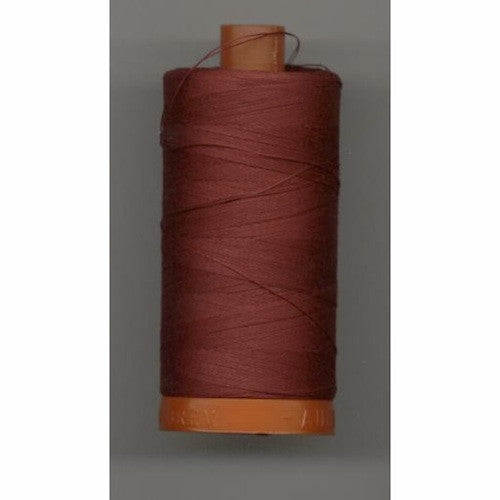 Aurifil 50 thread burgundy (1103)