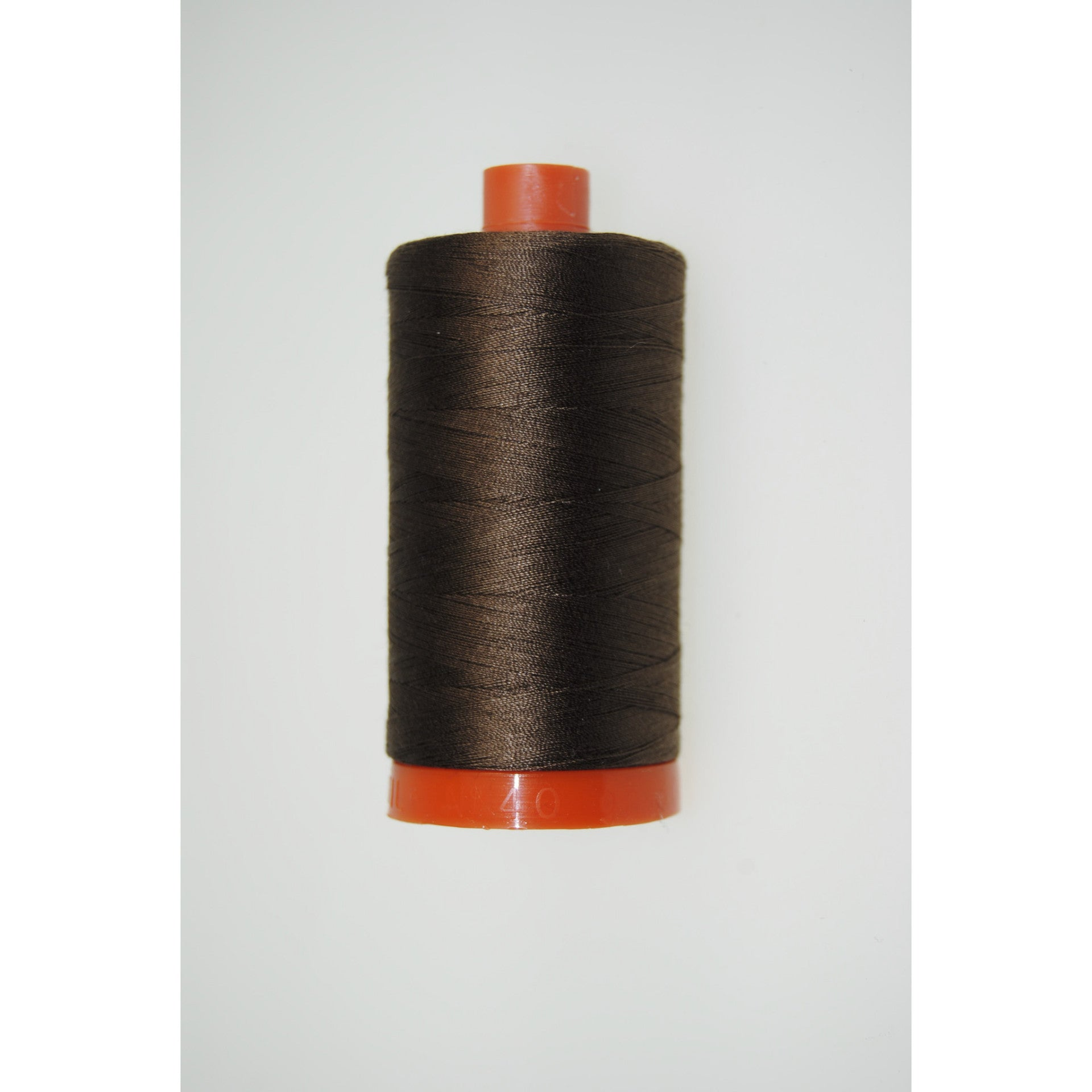 Aurifil 40 thread medium bark (1285)