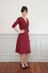 1940's Wrap Dress Pattern