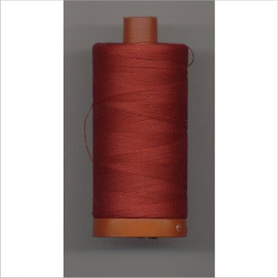 Aurifil 50 thread red (2250)