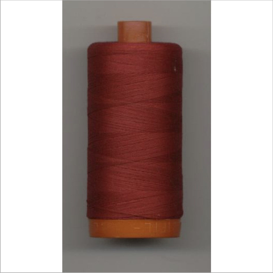Aurifil 50 thread red wine (2260)