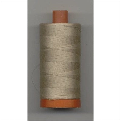 Aurifil 50 thread beige (2314)
