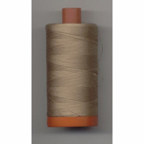 Aurifil 50 thread cafe au lait (2340)