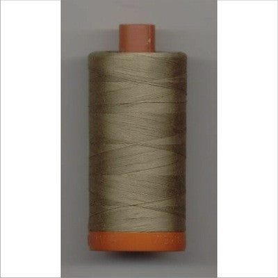 Aurifil 50 thread sandstone (2370)