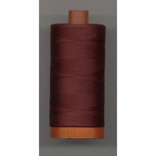 Aurifil 40 thread dark carmine red (2460)