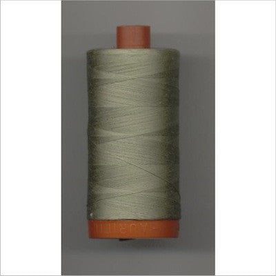 Aurifil 50 thread light kakhy green (2900)