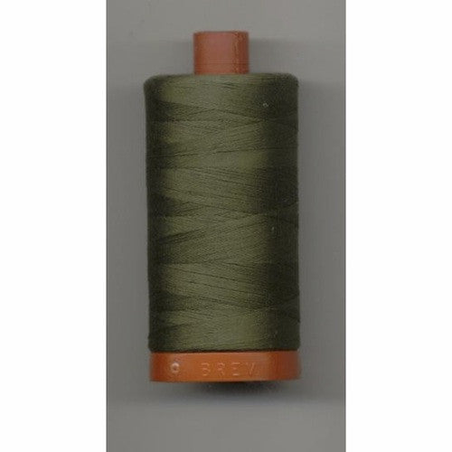 Aurifil 40 thread army green (2905)