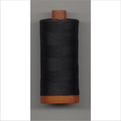 Aurifil 40 thread very dark grey (4241)