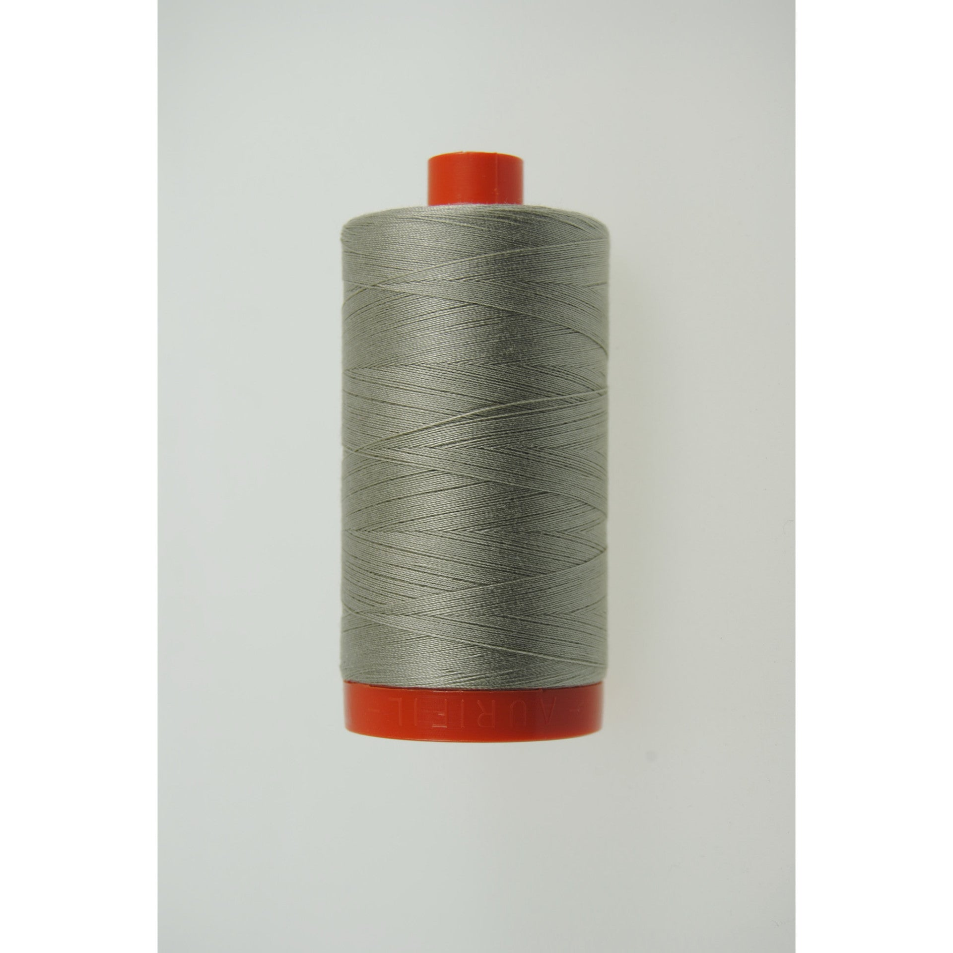 Aurifil 50 thread light grey (5021)