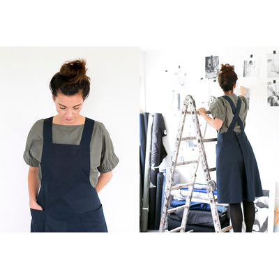 Apron Dress Pattern