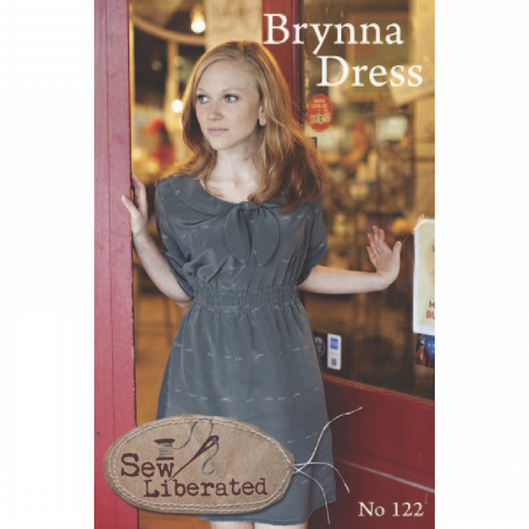 Brynna dress pattern