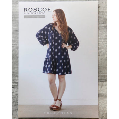 Roscoe dress & blouse pattern
