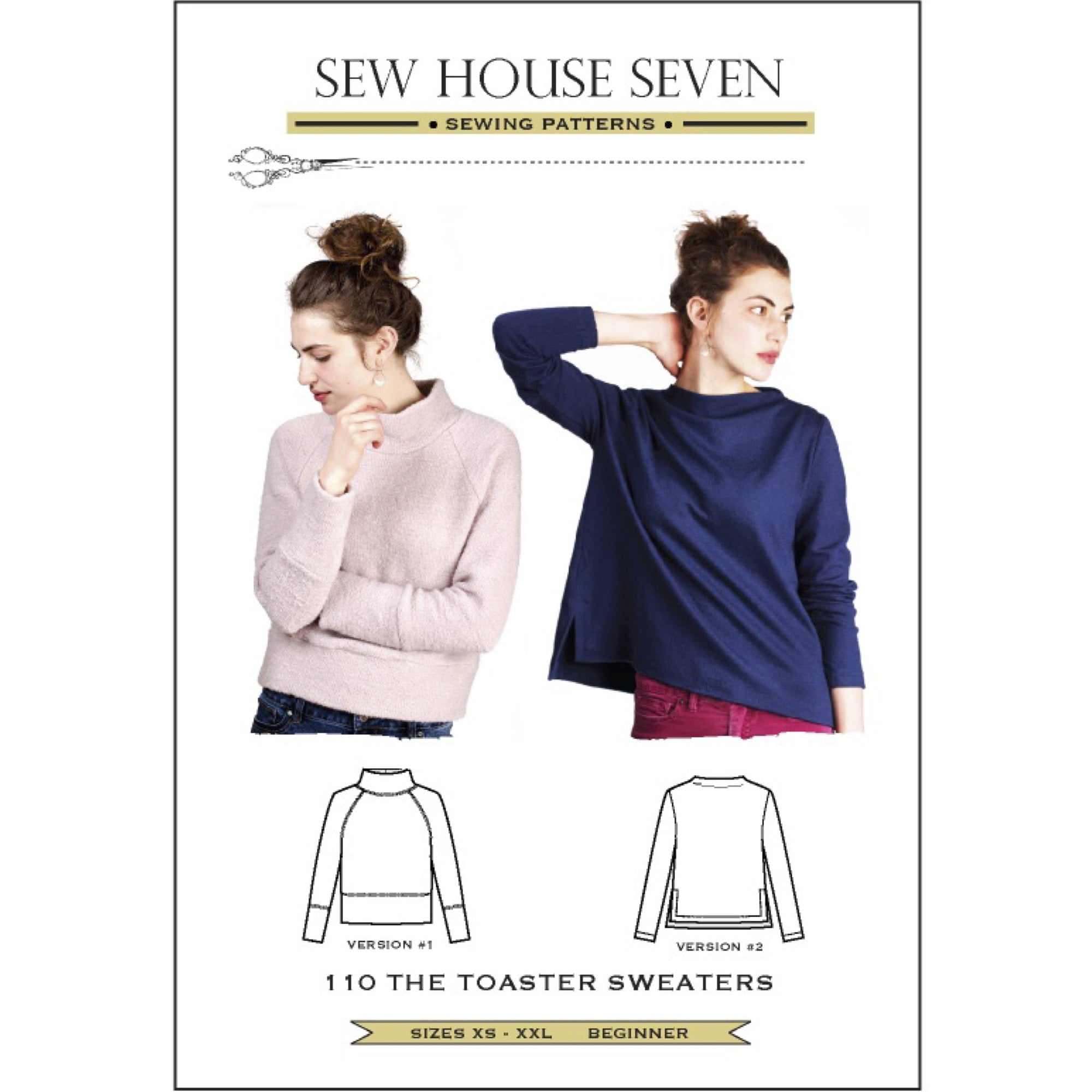 Toaster Sweaters Pattern