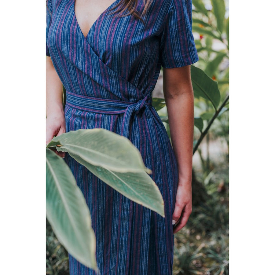 Highlands Wrap Dress pattern