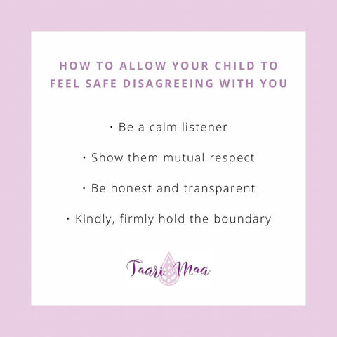Mindful parenting, giving agency to kids, respectful parenting