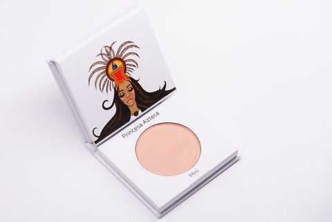 Peachy Matte Single Eyeshadow