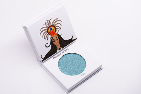 Agua Shimmery Single Eyeshadow