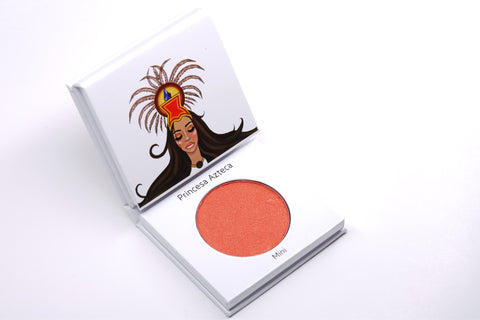 Pumpkin Shimmery Single Eyeshadow