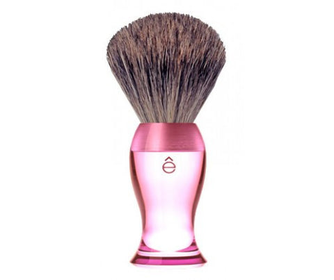 eShave Fine-Badger Hair-Pink