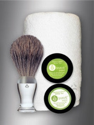 eShave GIFT SETS - Clear