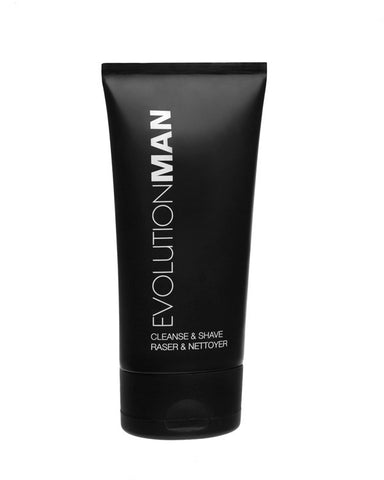 EVOLUTIONMAN Cleanse & Shave