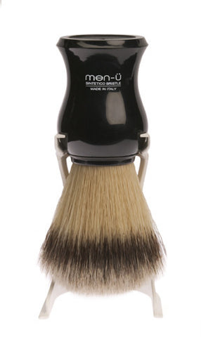 Men-u Premier Shaving Brush (Black)