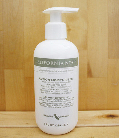 California North Action Moisturizer