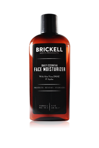 The best natural face moisturizer for men | Brickell Men's Products