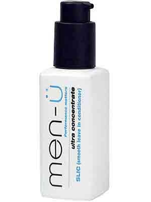 men-u smooth leave-in conditioner (SLIC)