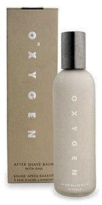 O2XYGEN After Shave Balm 3.4 oz. Bottle