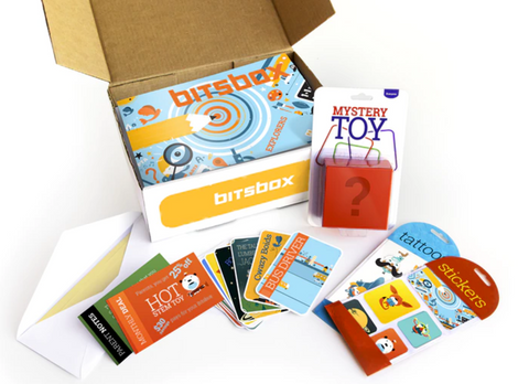 Coding with the Kids - Teach your Kids to Code and Set them Up for Success with Bitsbox!