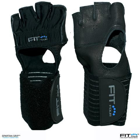 Spartan Grip TM Leather Gloves Special Deal from FitFour